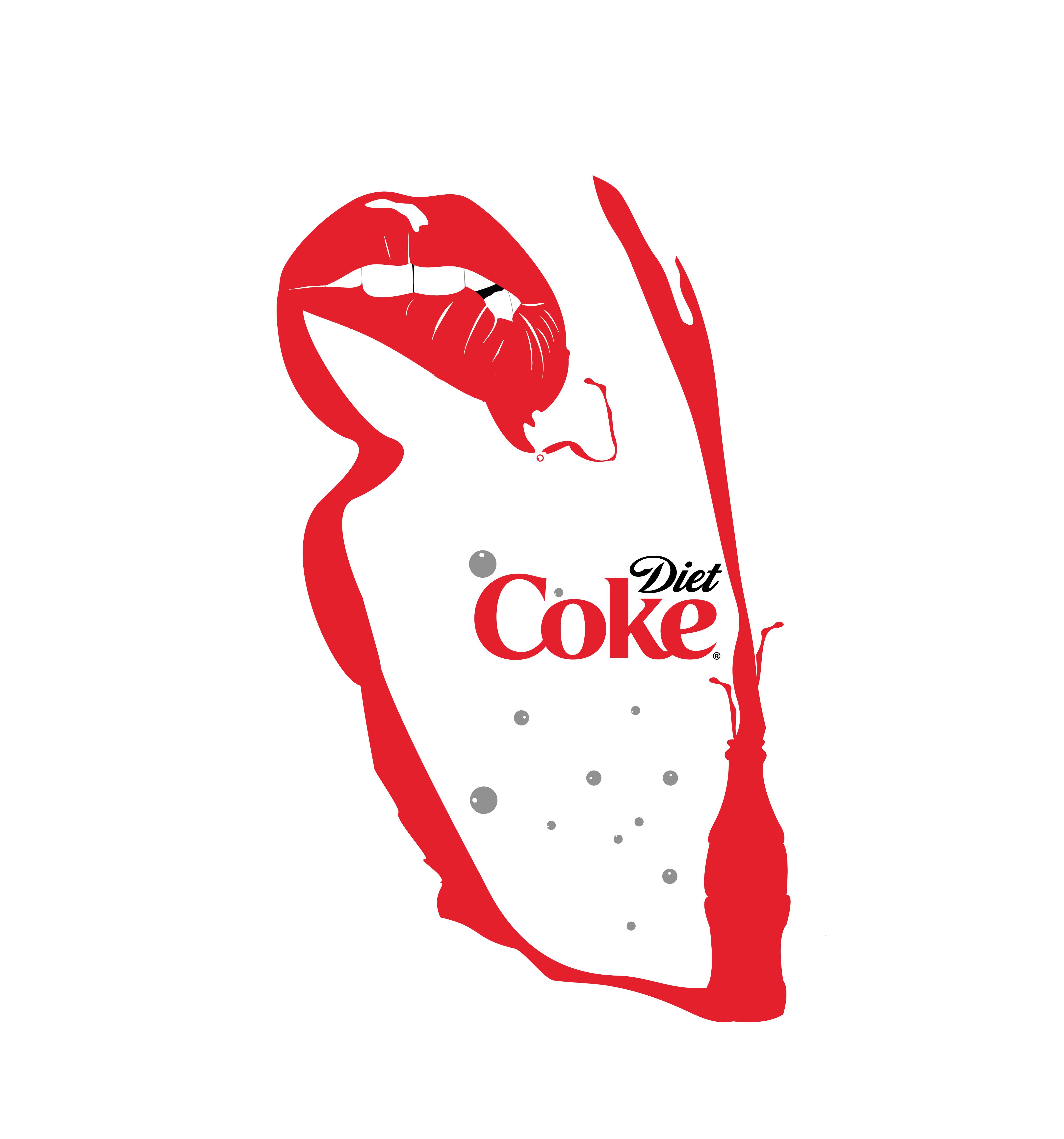 Diet Coke Logo 2013 Diet coke young designerDiet Coke Logo 2013